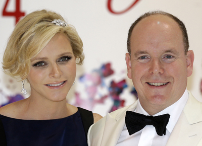 Royal couple photo