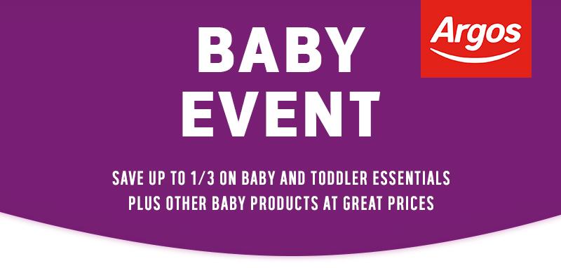 1 - Argos Baby Event - 28-08-2018