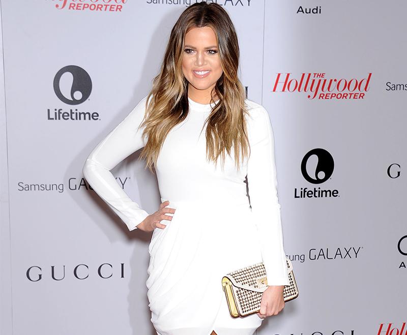 Khloe Kardashian finally confirms pregnancy