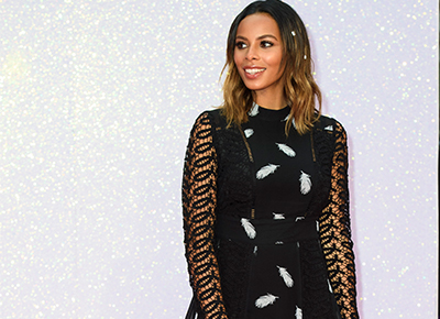 Rochelle Humes welcomes her baby