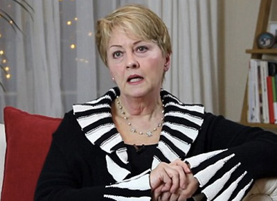 Anne Diamond speaks out on SIDS