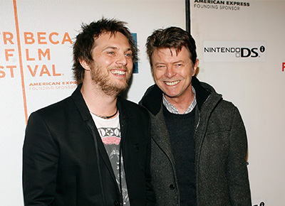 A Grandson for David Bowie