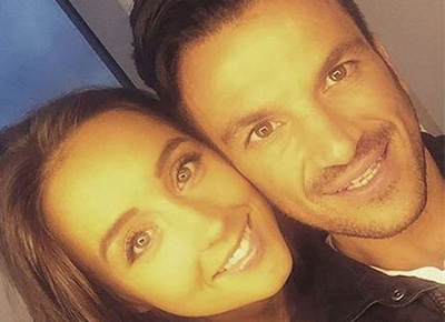 Congratulations to Peter Andre