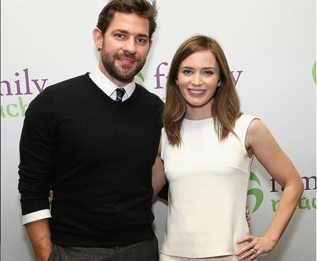 Emily Blunt welcomes a daughter