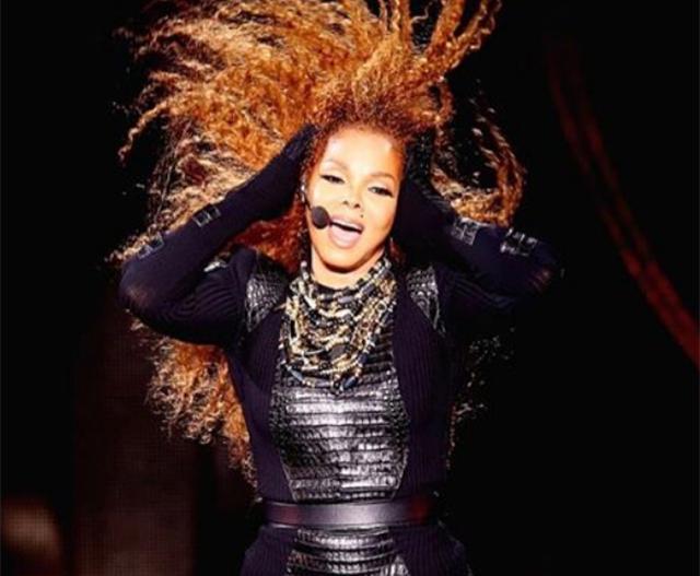 Janet Jackson confirms her pregnancy