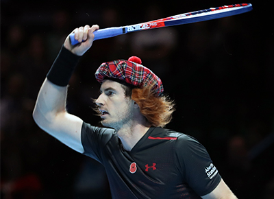 Baby girl for Andy Murray