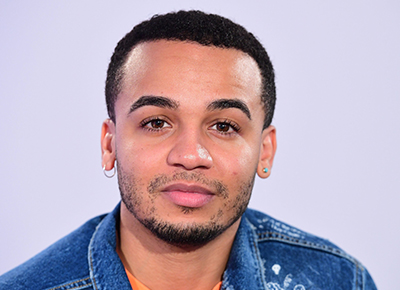 JLS star Aston Merrygold is to be a daddy