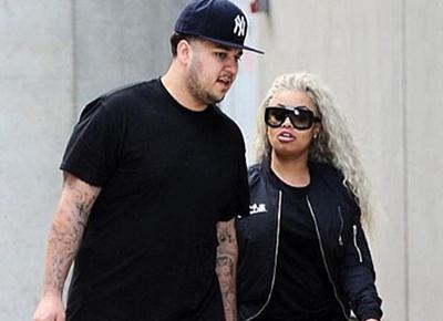Blac Chyna expecting a baby with Rob Kardashian