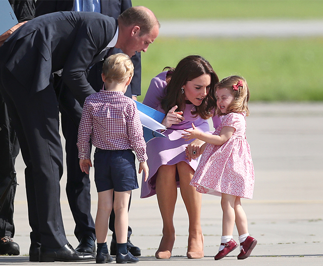 Duke and Duchess of Cambridge asked not to have more children