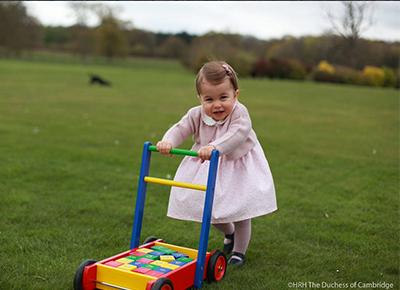 Happy Birthday Princess Charlotte