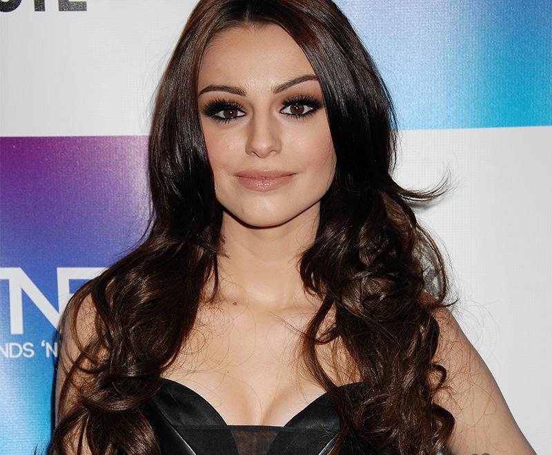 Cher Lloyd is six months pregnant