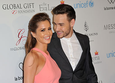 Liam and Cheryl name their baby