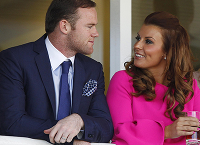 Baby number four for Wayne and Coleen