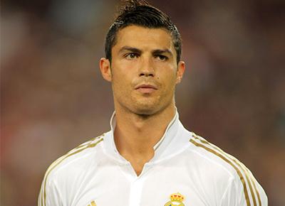 Cristiano Ronaldo is a lucky man