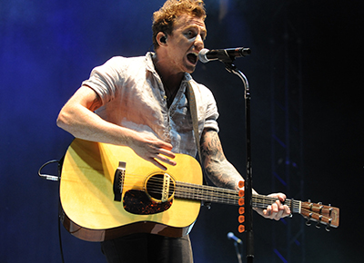 Danny Jones is going to be a Daddy