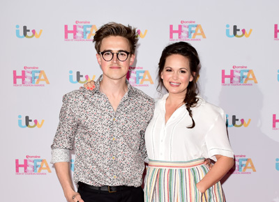 Tom and Giovanna