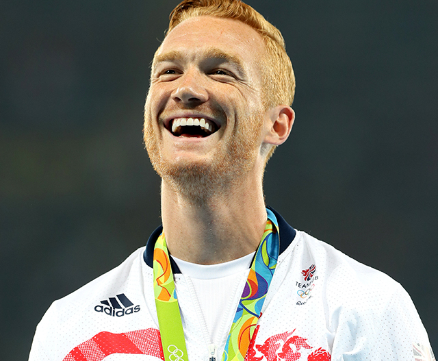 Greg Rutherford shares his highs and lows