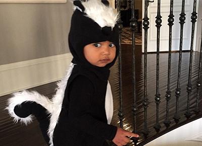 Celebrity Halloween Babies