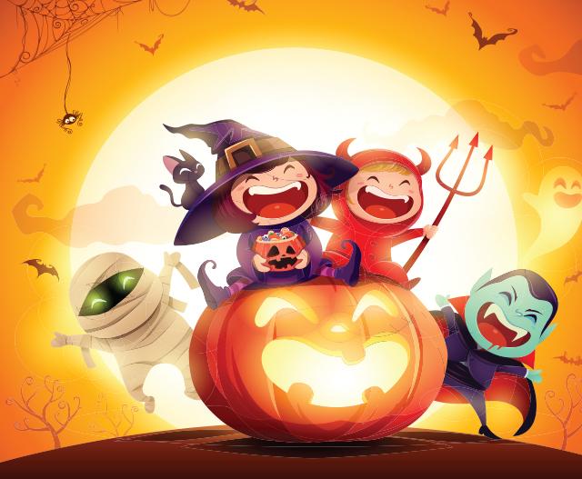 Best dressed Halloween celebrity kids