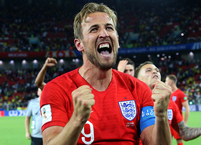 Harry Kane welcomes second child