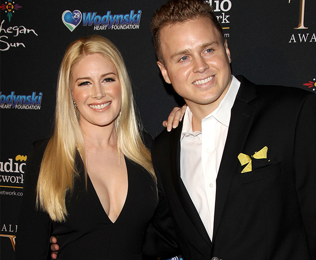 Heidi Montag welcomes her baby