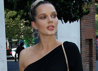 How's Helen Flanagan getting on?