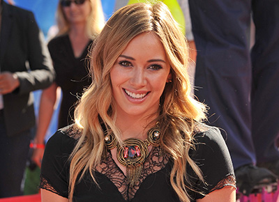 Hilary Duff announces the birth of her baby