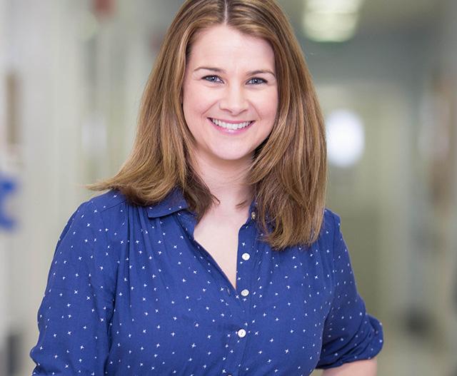 Izzy Judd talks about IVF