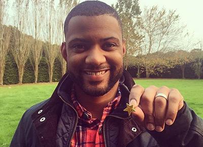 JLS singer reveals his baby's name