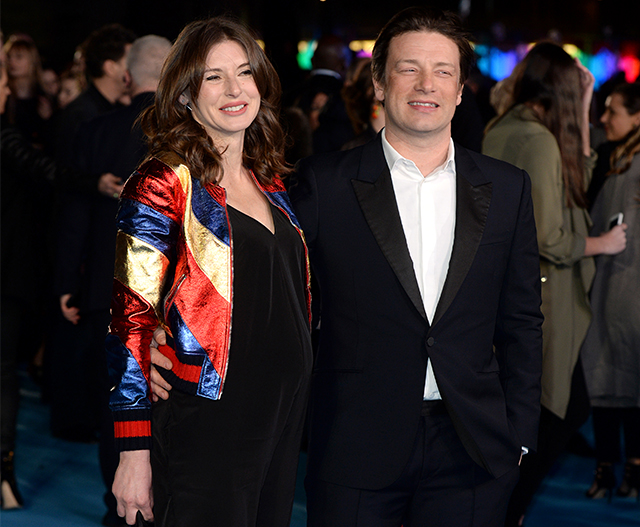 Jamie and Jools Oliver expecting their fifth child