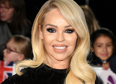 Katie Piper welcomes her new baby