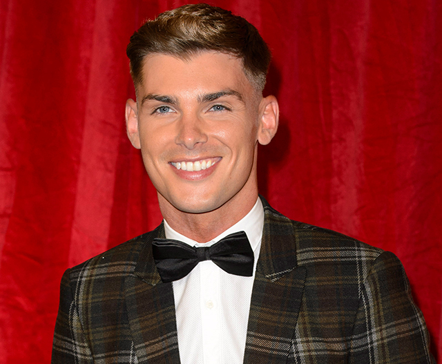 Twins for Hollyoaks star