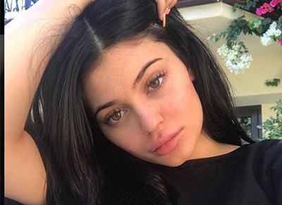 Kylie names her baby