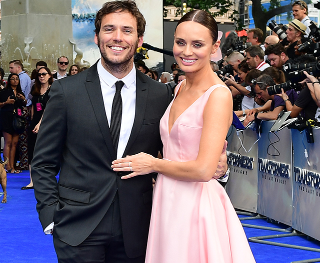 Sam Claflin and Laura Haddock expecting second child