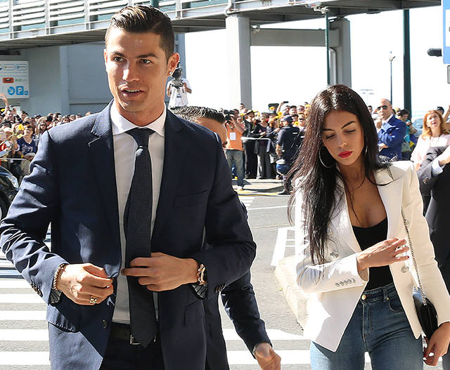 Ronaldo confirms his girlfriend is pregnant
