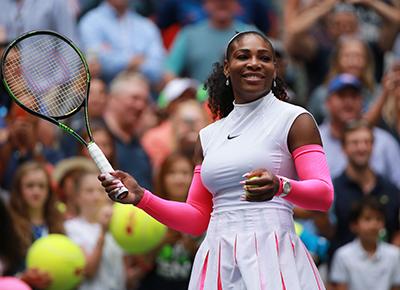 Serena asks for breastfeeding advice