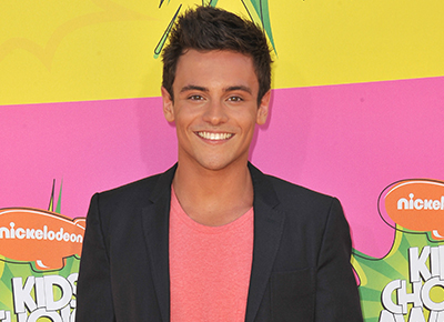 Tom Daley is a Daddy
