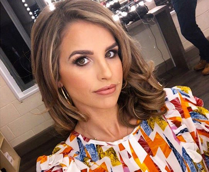 Vogue Williams reveals her morning sickness woes