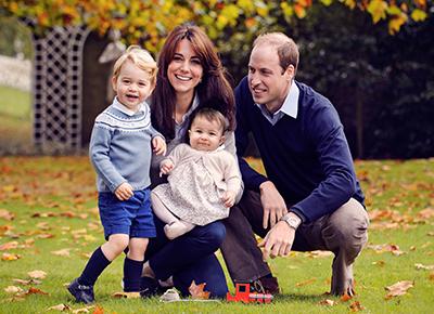 Royal Christmas Photo