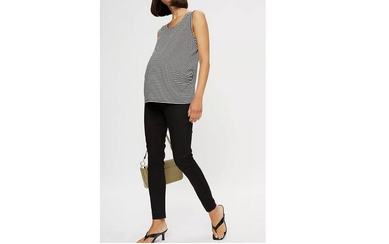 Maternity over the bump jeans