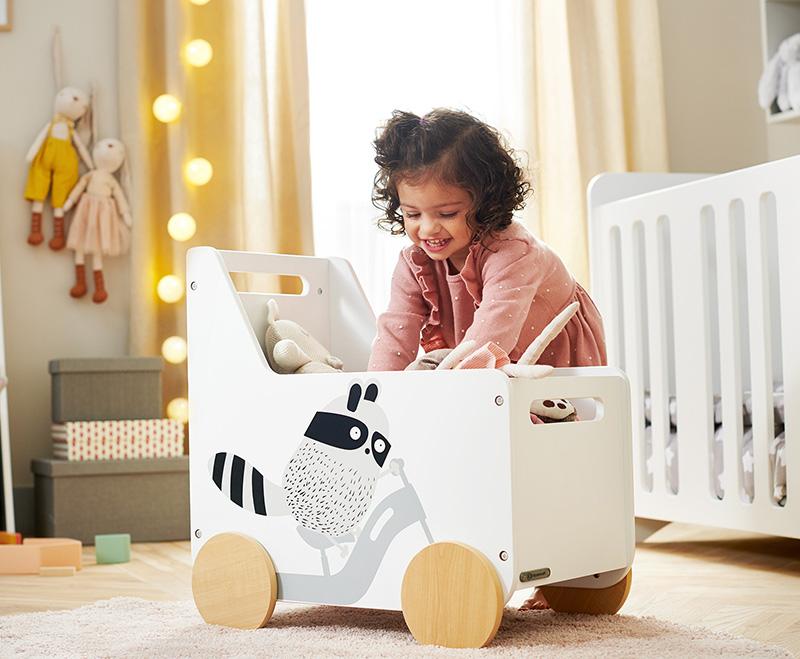 Kinderkaft-Racoon-Toybox