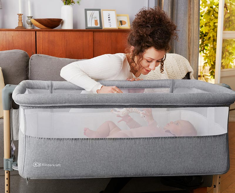 Space saving tips when preparing for baby