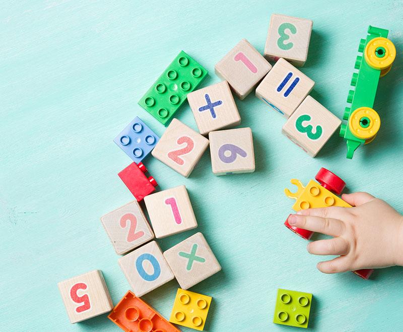 Genius tips to teaching toddlers numbers