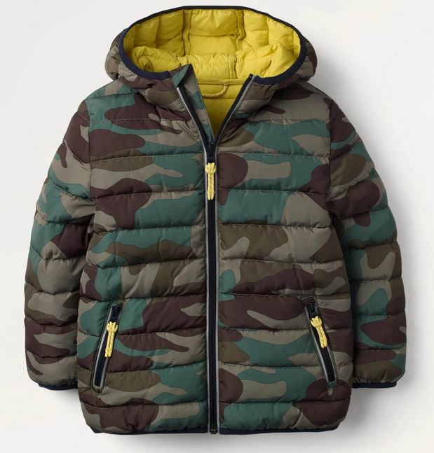 Cosy Pack-away Jacket