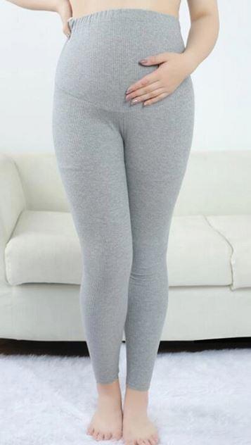 Cozy Solid Maternity Leggings