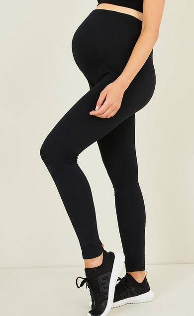 Long Maternity Leggings
