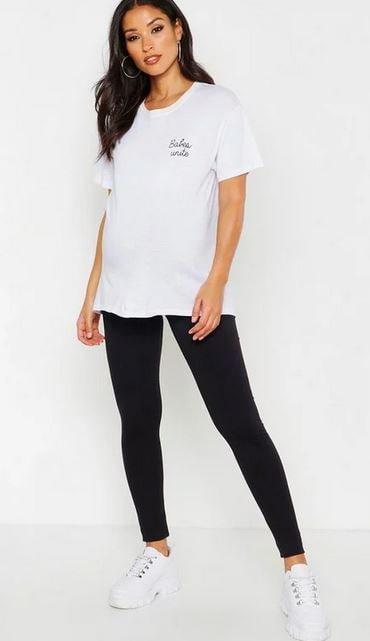 Maternity Premium Over The Bump Legging