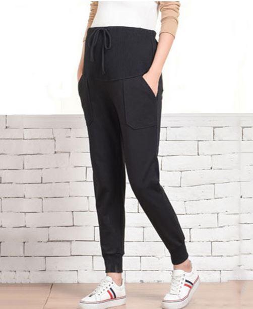 Maternity casual Plain Casual pants