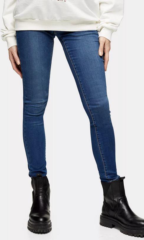 Maternity Indigo Leigh Skinny Jeans