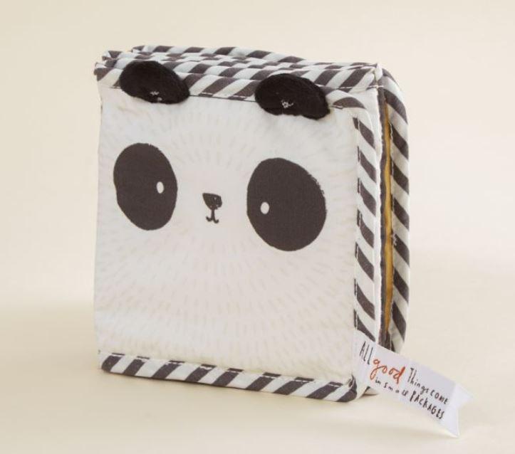 Panda Design Baby Activity Book